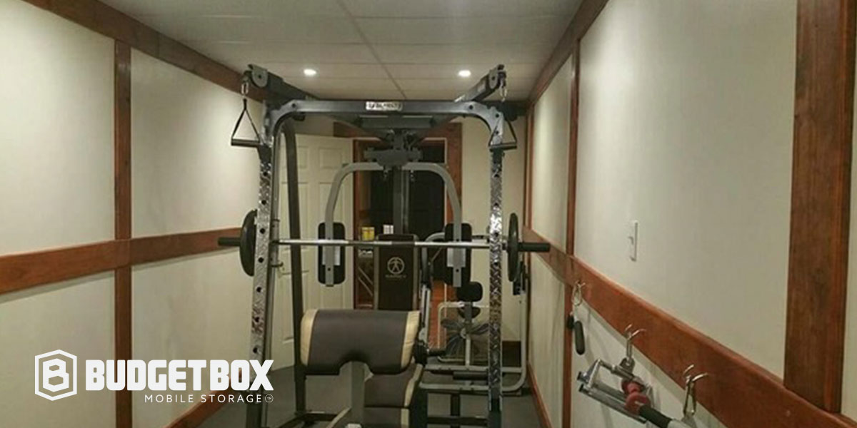 container gym